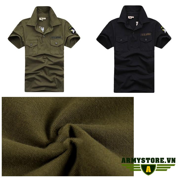 Áo phông nam phong cách lính Army ARM-808