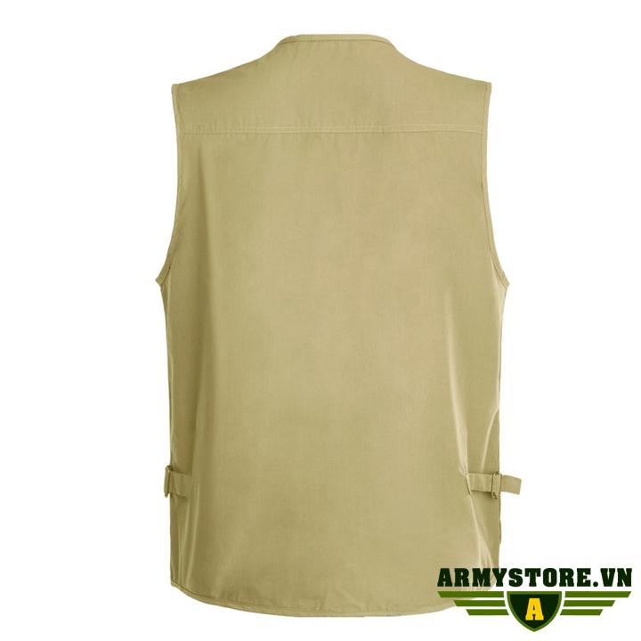 Áo Gile Lính U.S.Army - Quần Áo Lính Mỹ (xanh) ARM-838