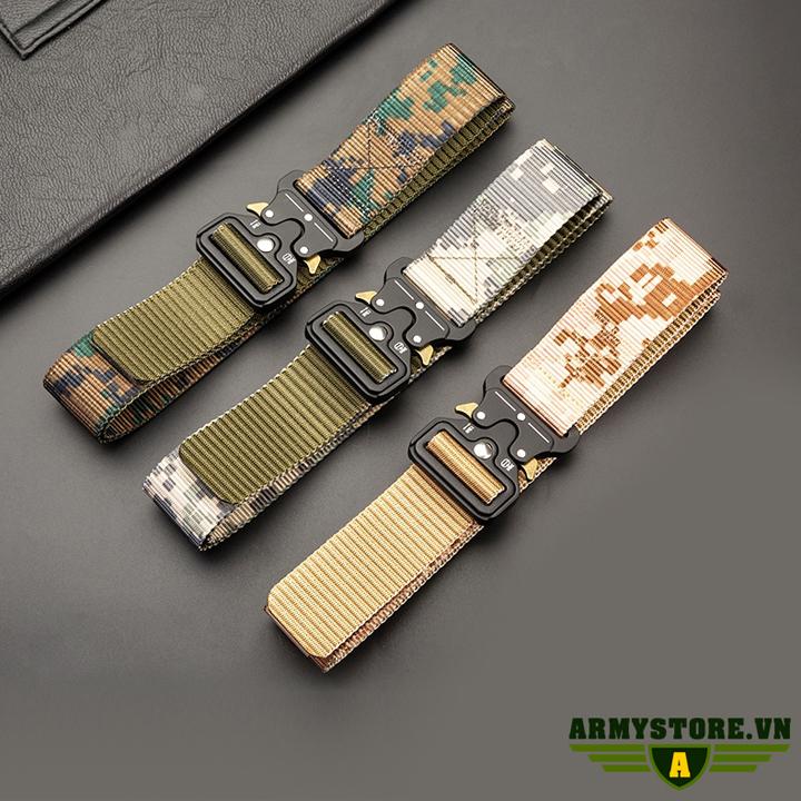 Dây Thắt Lưng Lính Mỹ cao cấp ARM-830
