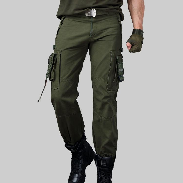 Quần túi hộp nam phong cách lính Army ARM-822