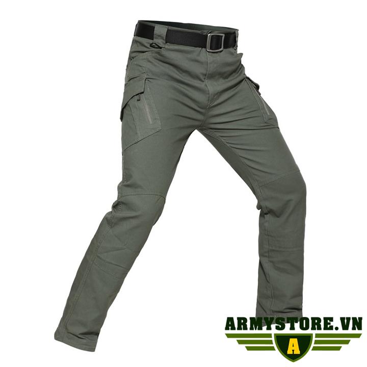 Quần chiến thuật Army IX9 (xanh lính) ARM-844