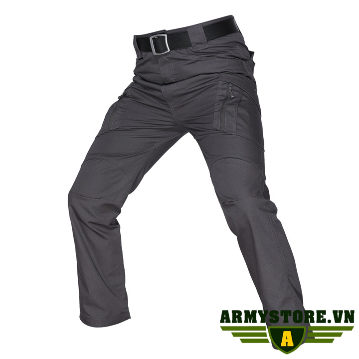 Quần chiến thuật Army IX9 (Đen) ARM-844