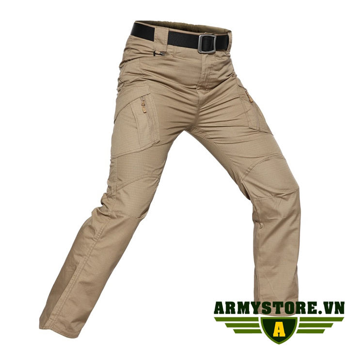 Quần chiến thuật Army IX9 ARM-844 (Kem)