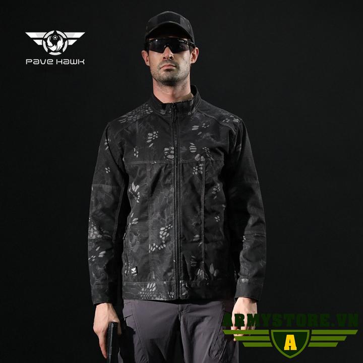 Áo khoác lính chiến thuật cao cấp Pave Hawk PKXD-865