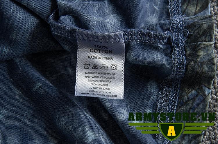 Áo thun nam phong cách bụi ARM-872