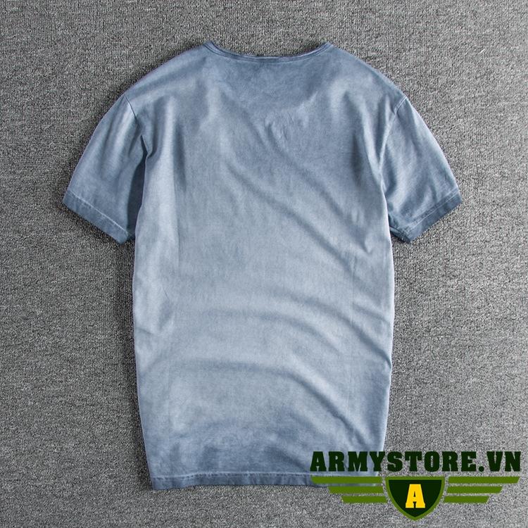 Áo thun nam phong cách bụi  ARM-880