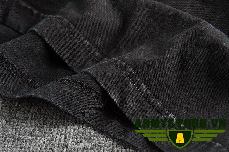 Áo thun nam phong cách bụi  ARM-884