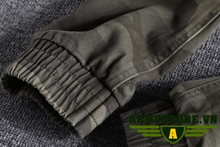 Quần Jogger phong cách rằn ri cao cấp ARM-870