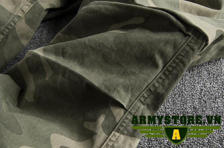 Quần Jogger xanh lính thời trang cao cấp ARM-886