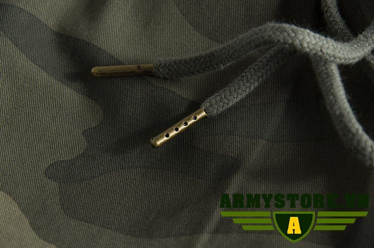 Quần short nam Rằn ri cao cấp ARM-890