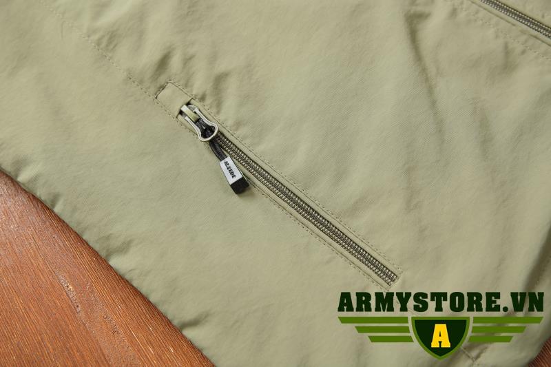 Áo gile xanh lính cao cấp ARM-920