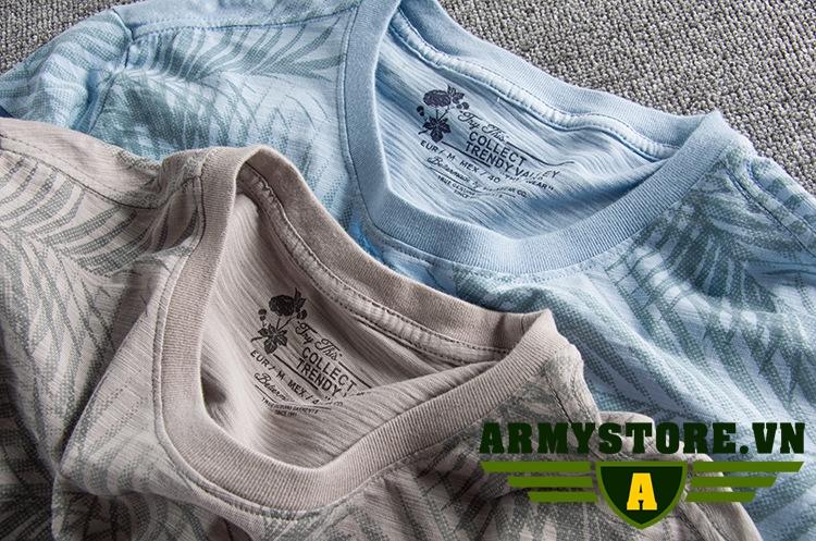 Áo thun nam phong cách bụi ARM-893