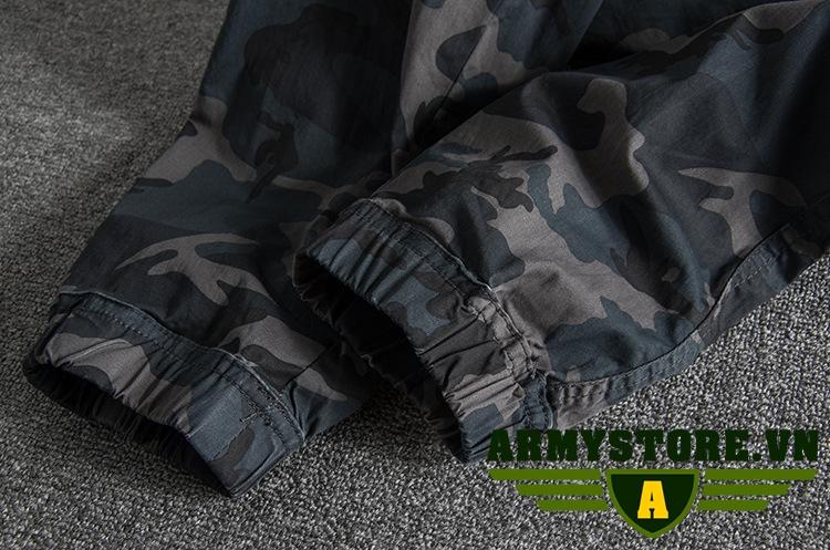 Quần Jogger rằn ri thời trang cao cấp ARM-895 (Rằn ri)