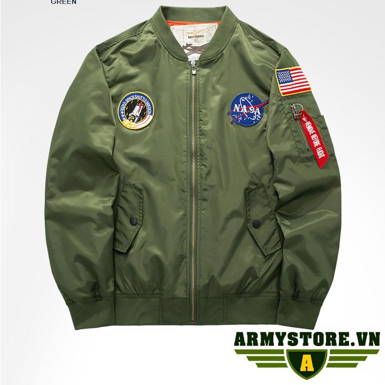 Áo khoác Pilot Mỹ cao cấp ARM-942