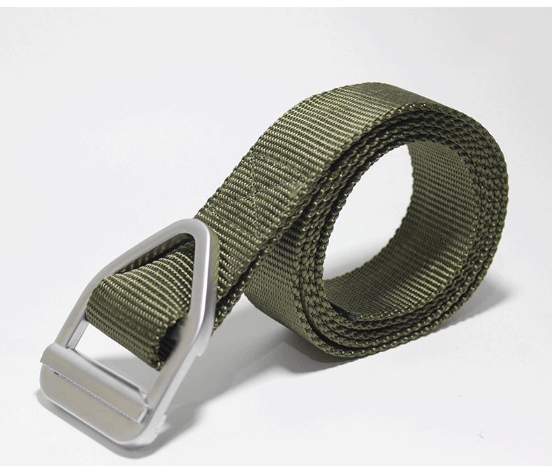Dây thắt lưng lính mỹ cao cấp ARM-958 Xanh