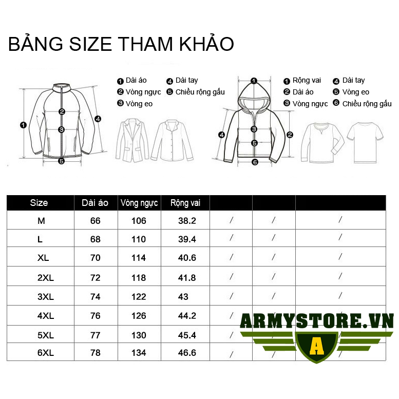 Áo gile nam màu lính ARM-959 (Xanh)