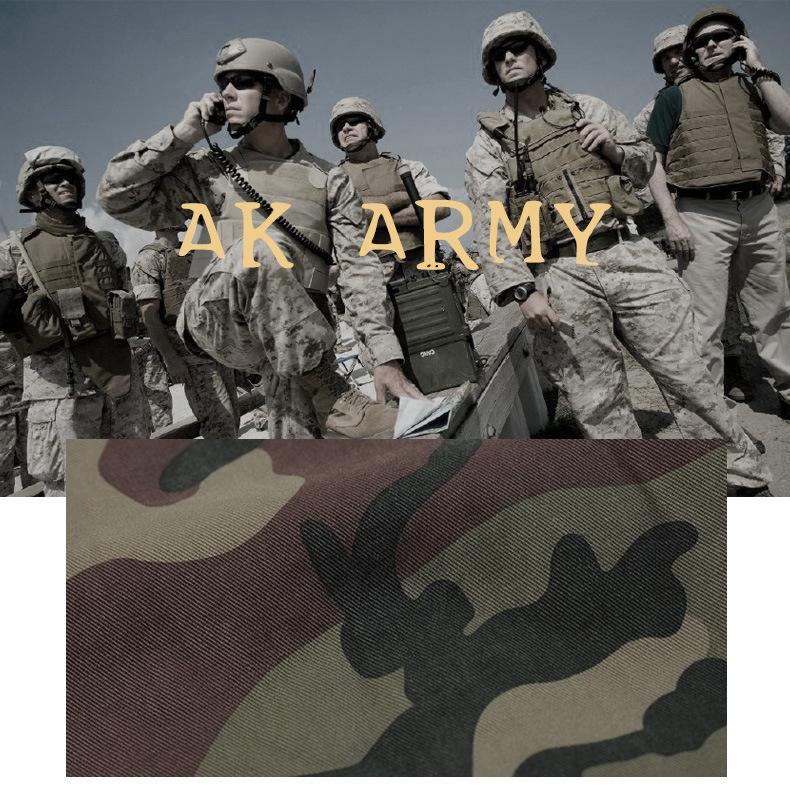 Áo sơ mi nam dài tay rằn ri phong cách ARM-987