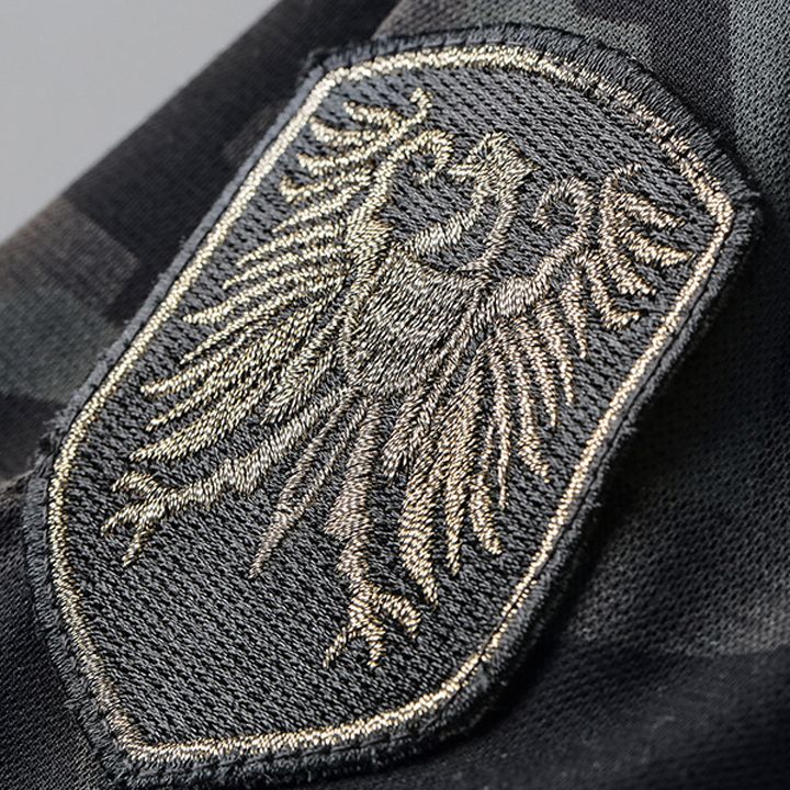 Áo thun nam rằn ri cao cấp ARM-989