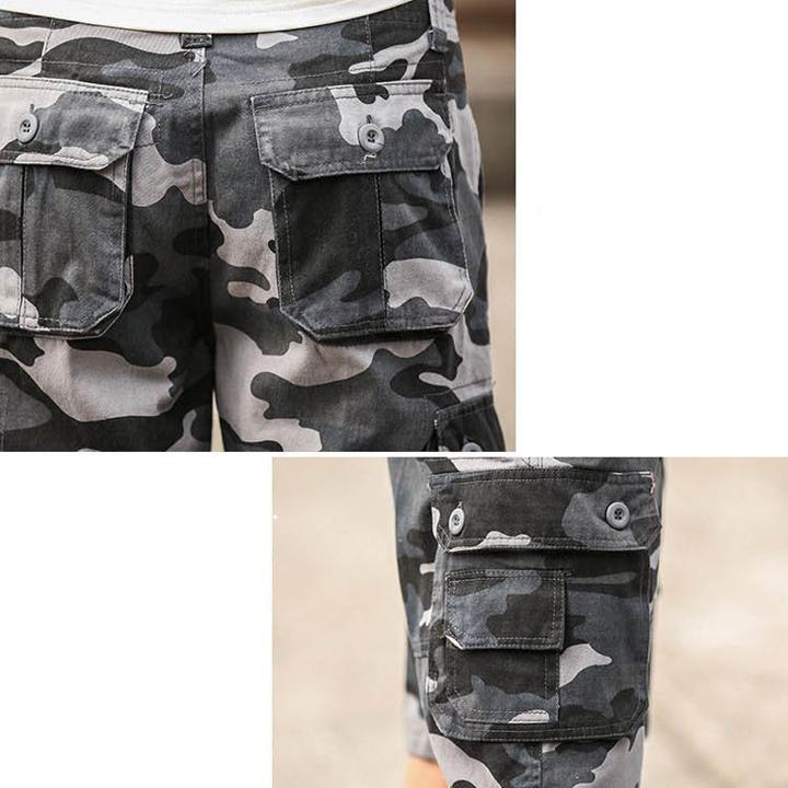 Quần short túi hộp nam rằn ri Army ARM-997