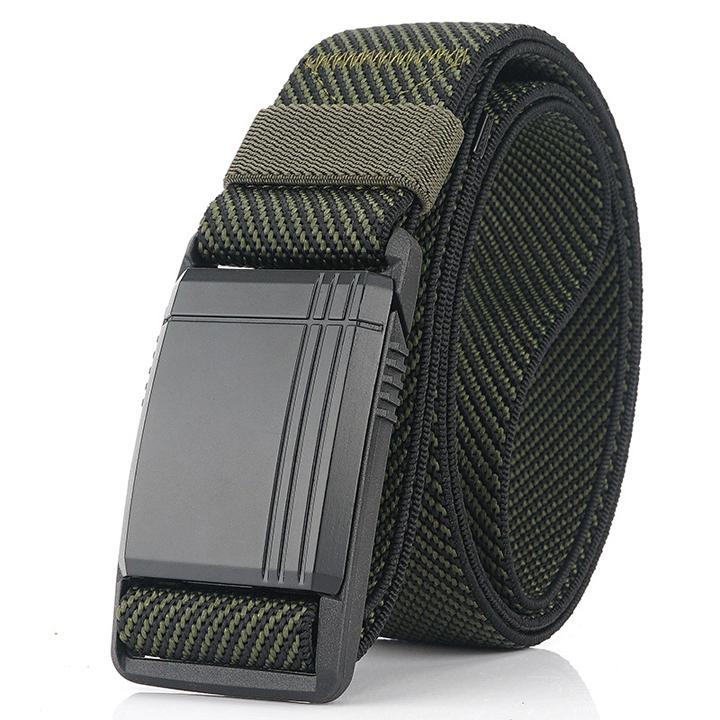Dây thắt lưng lính cao cấp ARM-1001 (Xanh lính)