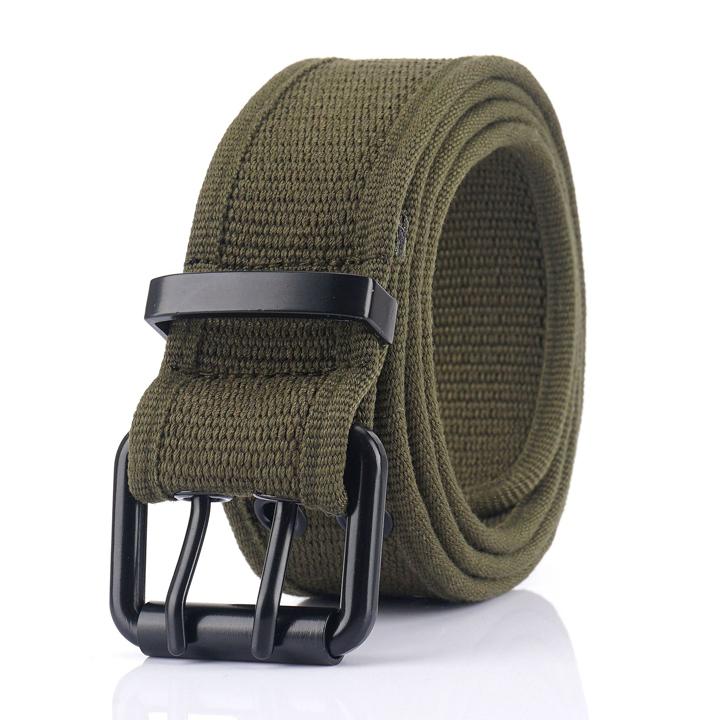 Dây thắt lưng lính cao cấp ARM-999 (Xanh lính)