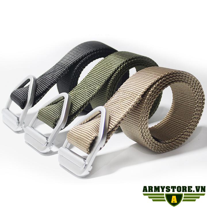 Dây thắt lưng lính mỹ cao cấp ARM-958 (Đen)