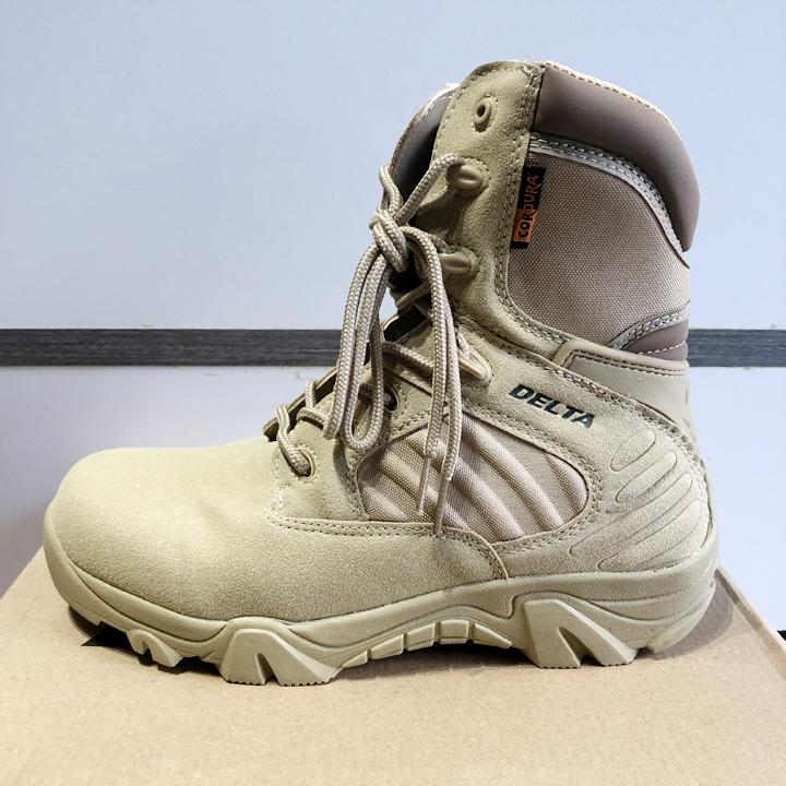Giày lính HAN- WILD cổ cao  chính hãng ARM-910