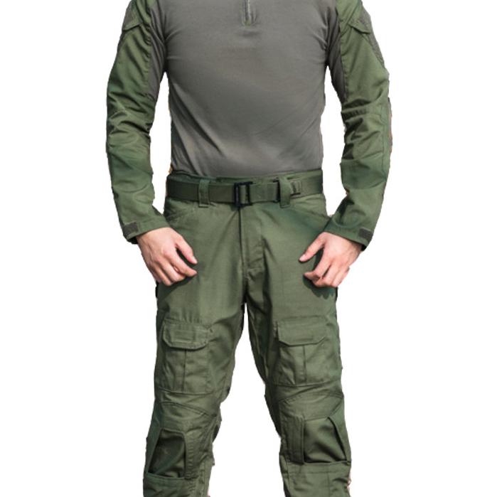 Quần chiên thuật Phong Cách Lính ARM-1019 (Xanh lính)