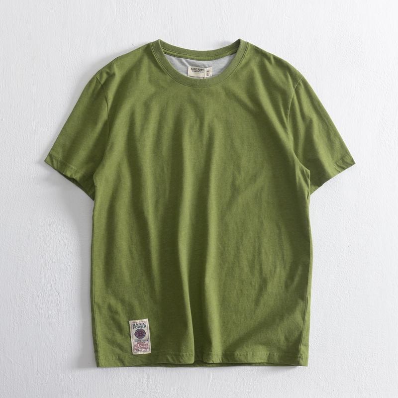 Áo phông nam cộc tay thời trang lính Army ARM-1024 (Xanh lính)