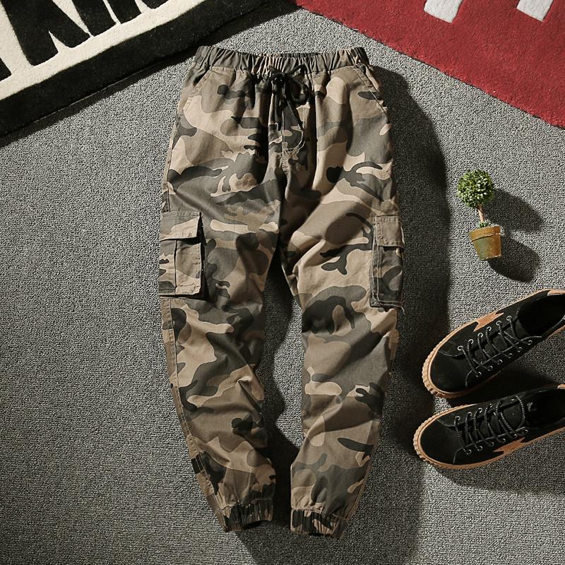 Quần jogger rằn ri phong cách lính ARM-1034