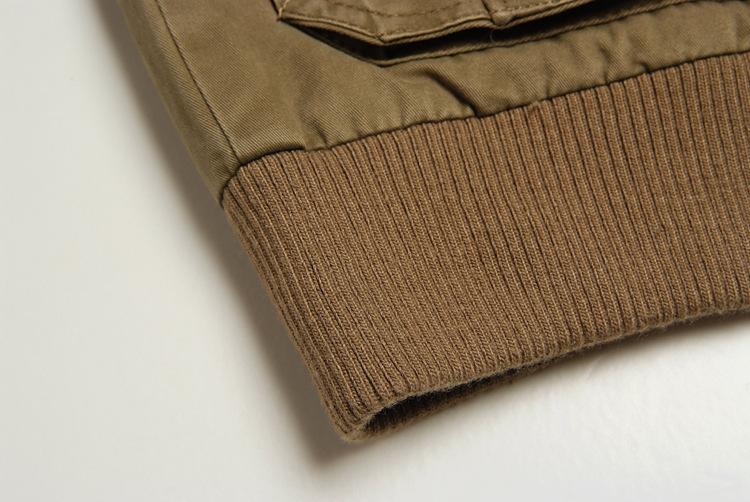 Áo ghi lê - áo phóng viên thời trang cao cấp ARM-1055
