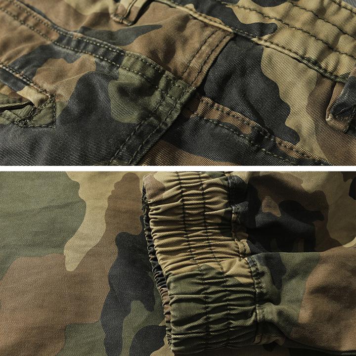 Quần túi hộp nam rằn ri lính  ARM-1051  (Màu 1)