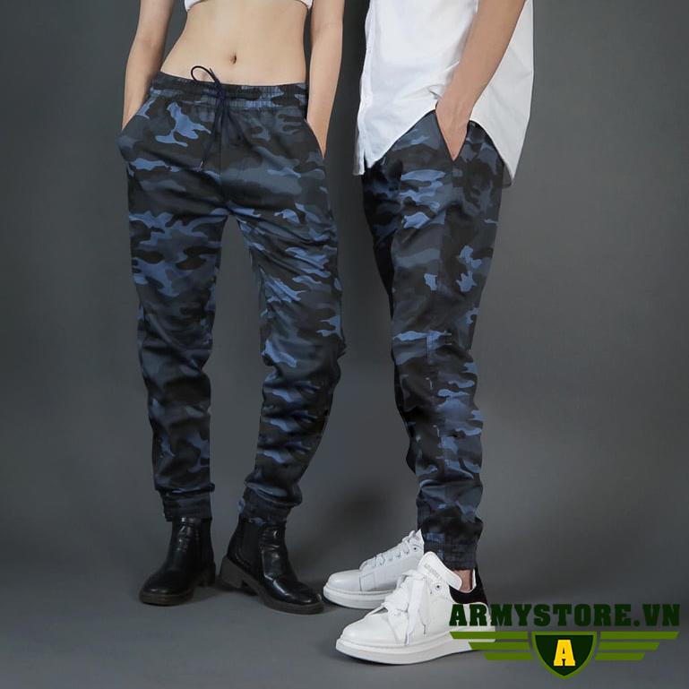 Quần jogger rằn ri phong cách lính ARM-1037 (Màu 2)