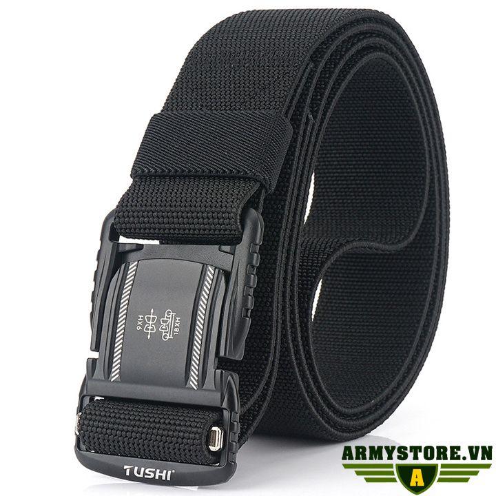 Dây nịt vải bố - Dây thắt lưng lính ARM-1087