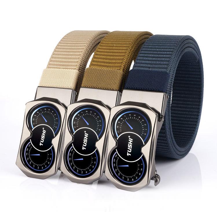 Dây nịt vải bố - Dây thắt lưng nam ARM-1089